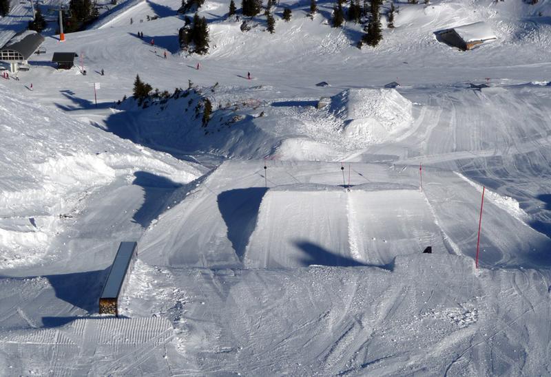 Avoriaz World Snowboard Guide