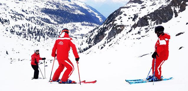 Nendaz - Ski Instructors