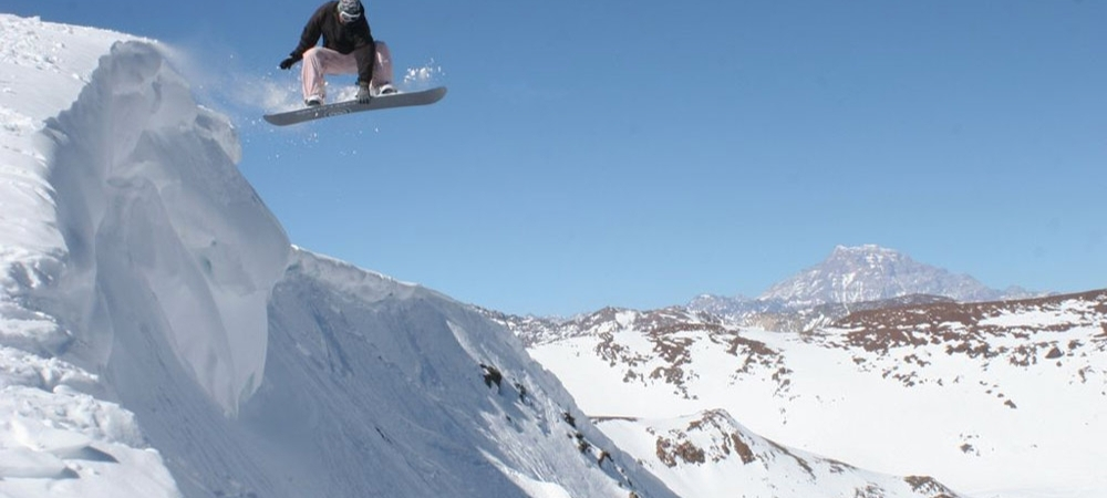 Best places to go snowboarding in South America - World