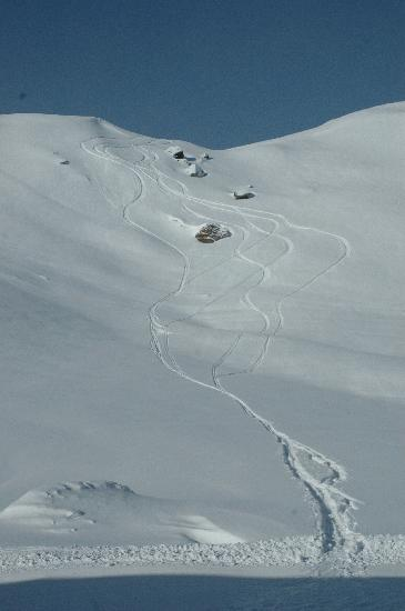 verbier powder two