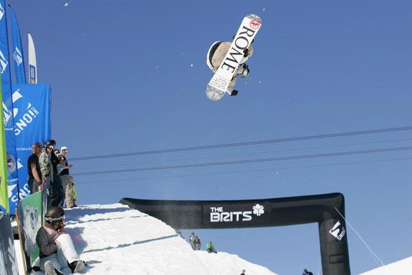 brits halfpipe two