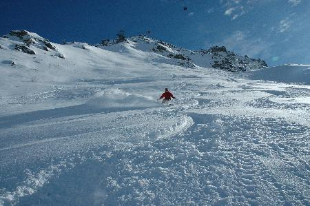 verbier powder