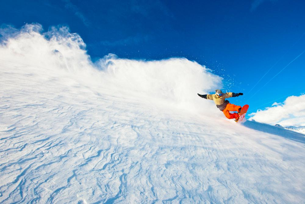 Mammoth Mountain riding guide - World Snowboard Guide
