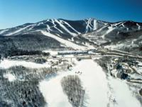 Ski Resort Killington in USA
