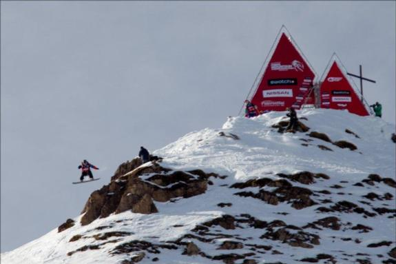 JAMES STENTIFORD IN SWATCH BIG MOUNTAIN FIEBERBRUNN 2011
