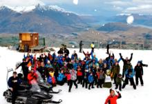 Coronet Peak first resort to open in Australasia!