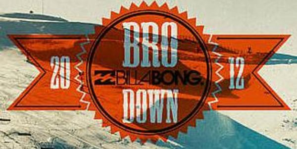 Billabong Bro Down Winning Run 2012