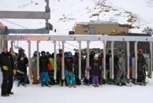 'Safety first' at Mt Hutt!