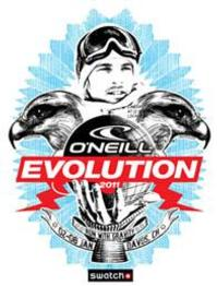 ONeill Evolution 2011 logo