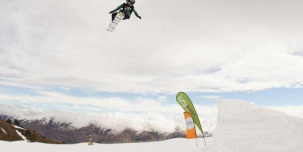 Slopestyle kicks off the Junior World Champions