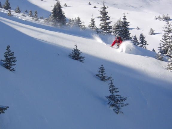 Silverton Mountain 11/12/2012