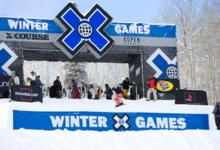 British Results from the X-games