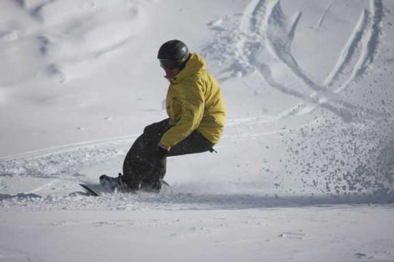 Perisher, Australia. August 4th 2010