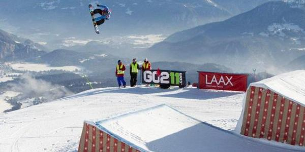 BEO10 Slopestyle qualification results