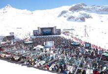 The sweet sound of blues in Ischgl
