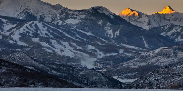 Aspen Mountain is open this Weekend!