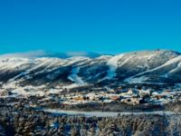 Ski Resort Geilo in Norway