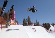 Anderson wins slopestyle at Roxy Chicken Jam USA