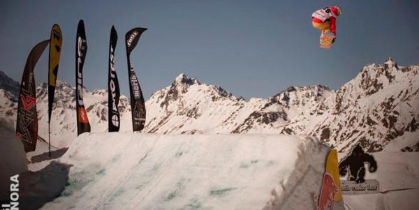 Results from 2011 World Rookie Finals from Ischgl