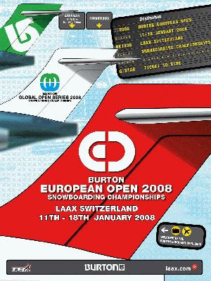 Burton European Open 2008