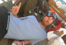 Tom of RTM snowboard school has passed away