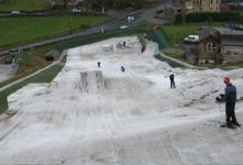 Ski Resort Halifax Ski Centre in United Kingdom