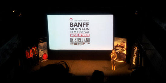 UK and Ireland Banff Film Festival Leeds