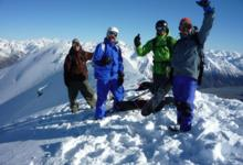 Alpine Adventures launches heli-ski and surf tour!