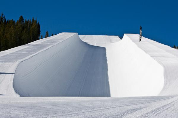 Breckenridge 22ft superpipe