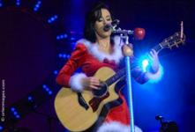 Katy Perry wows the crowd at Ischgl