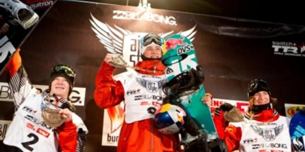 Mark McMorris wins 2011 Air & Style in Innsbruck