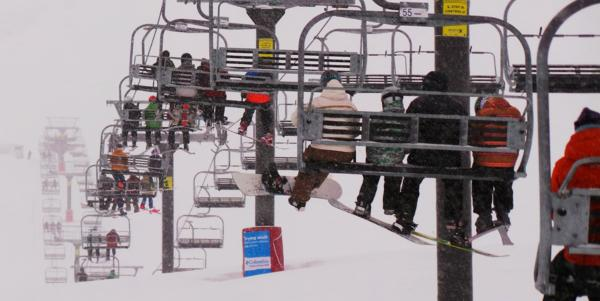 New Zealand Ski Season Sees Record Snowfall!