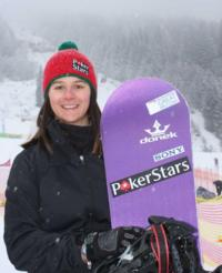 Zoe Gillings 6th in Bad Gastein