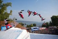 Freestyle.ch 2010 in Zurich, 2 days this year
