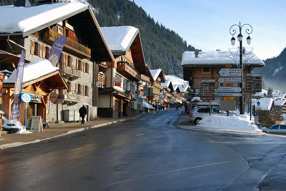 Chatel Town