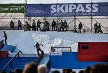 2016 WORLD ROOKIE RAIL JAM by SKIPASS