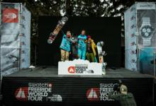 Freeride World Tour results from Snowbird