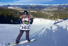 Ormerod impresses in Dew Tour