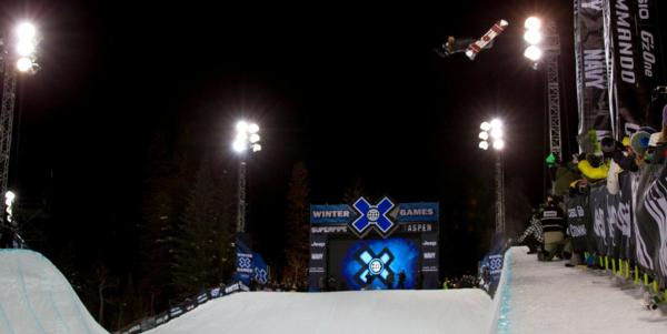 An incredible Winter X Games 2012