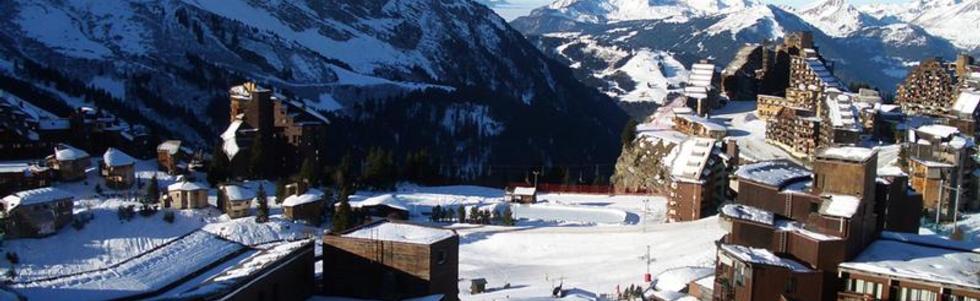Avoriaz - World Snowboard Guide