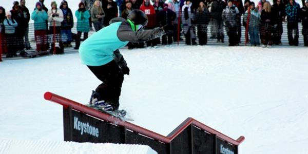 Back to the Grind Rail Jam Returns to Keystone!