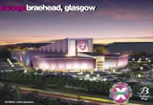 Xscape Braehead prepares to open