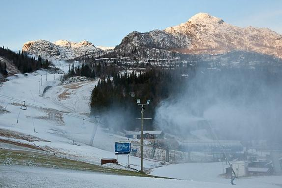 Hemsedal 20th October 2010