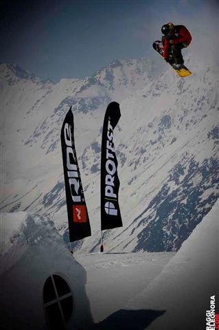 World Rookie Finals in Ischgl 2010,winner Roope Tonteri