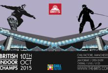 British Indoor Slopestyle Championships arrive!