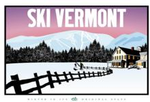 Old Man Winter Returns To Vermont