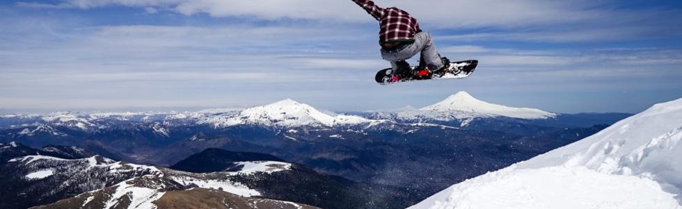 Corralco Chile Resort Intro Page World Snowboard Guide