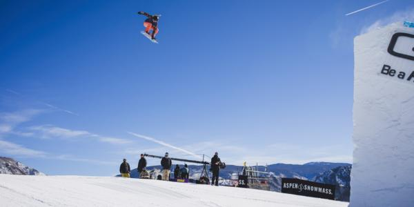 Ormerod fifth in Snowboard Big Air World Cup