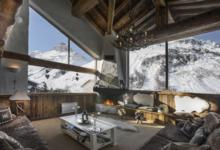 Luxury chalet holidays