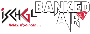 Banked air logo